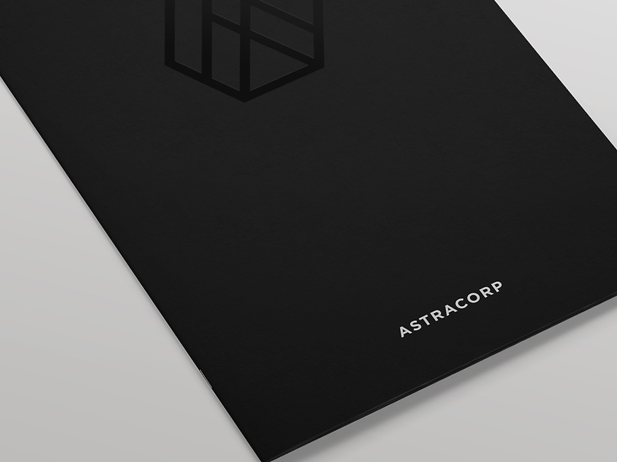 Small and Co Portfolio, Astracorp Capability Booklet