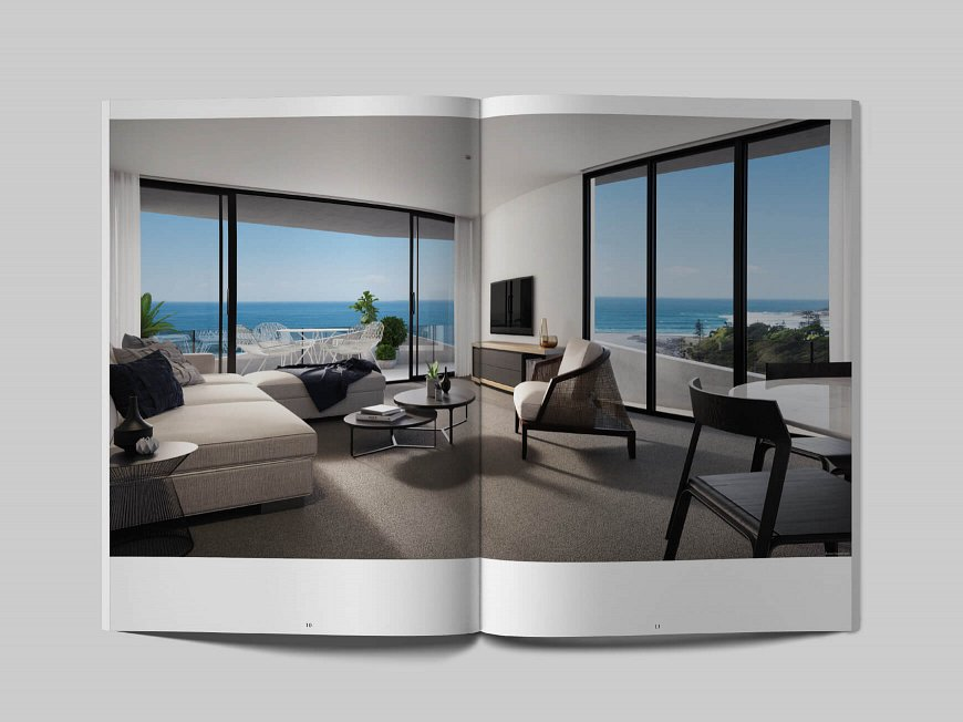 Small and Co Portfolio, Iconic Kirra Beach Brochure 2