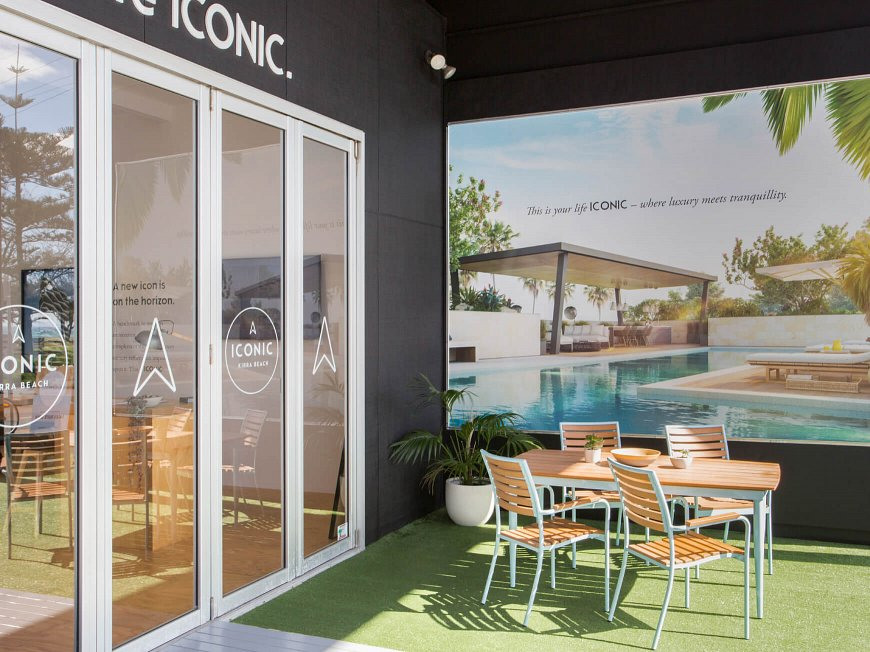 Small and Co Portfolio, Iconic Kirra Beach Sales Suite